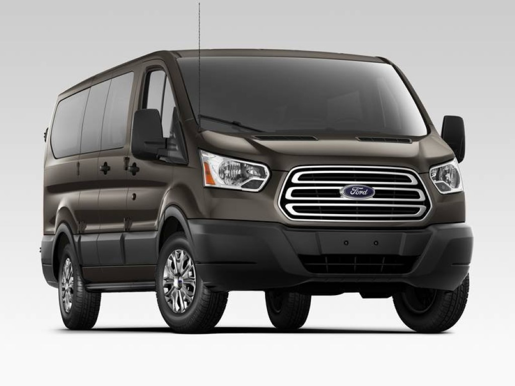 2019 Ford Transit Connect Black COlor