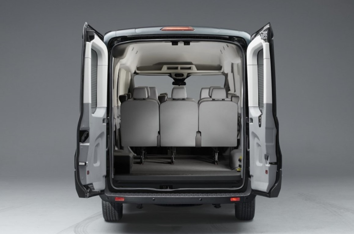 2019 Ford Transit Connect Cargo Space Capacity