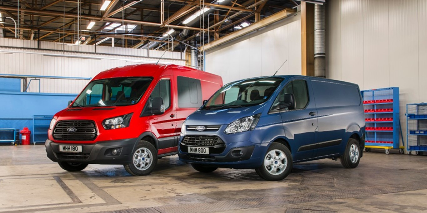 2019 Ford Transit Connect Colors