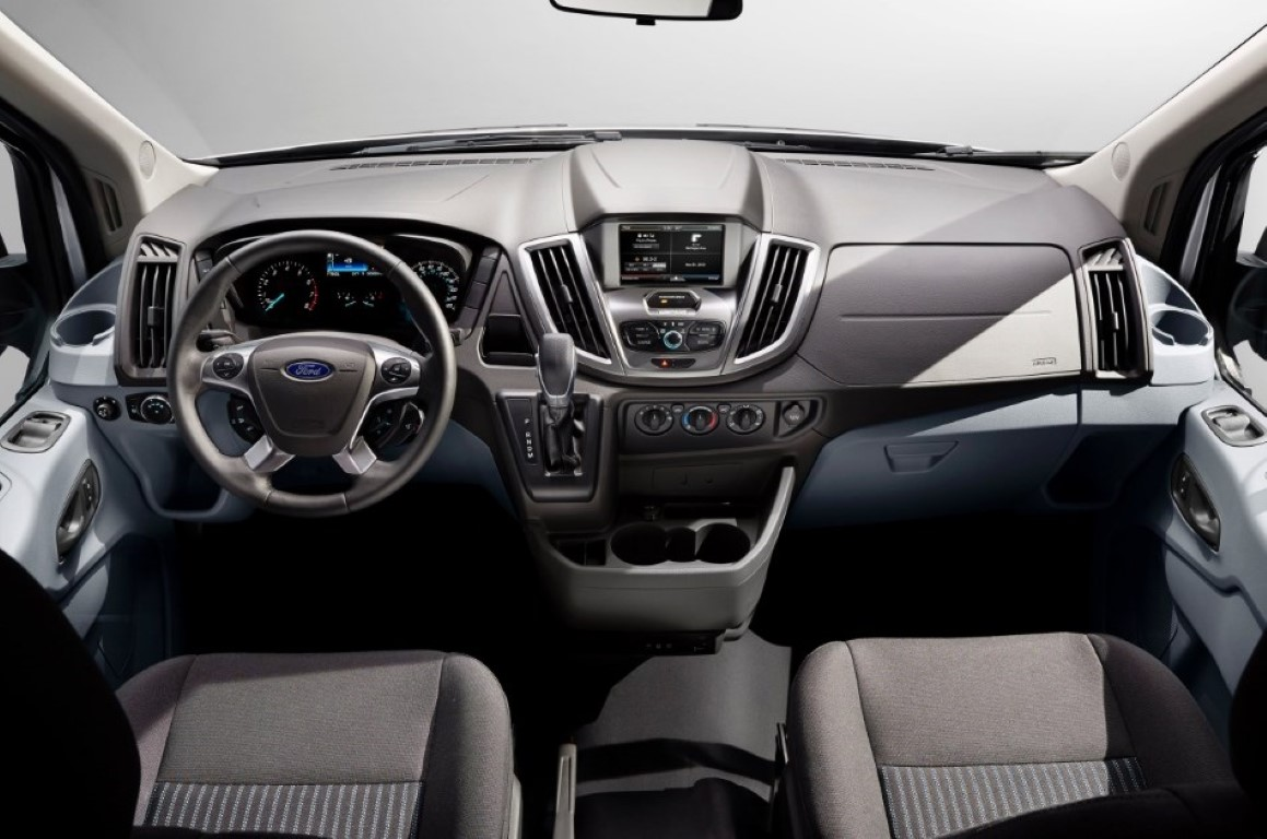2019 Ford Transit Connect Interior Images