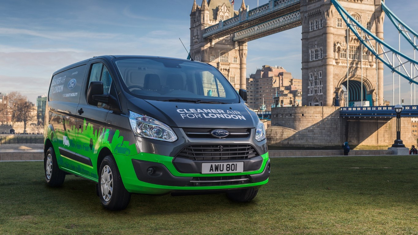 2019 Ford Transit Connect Specifications