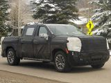 2019 GMC Denali Canyon Spy Photos and Rumors