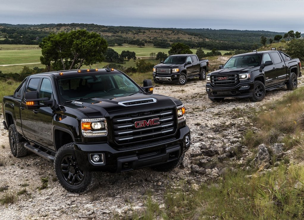 2019 GMC Sierra 1500 Gas Mileage and Horsepower