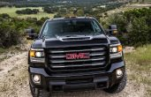 2019 GMC Sierra 1500 HD Horsepower