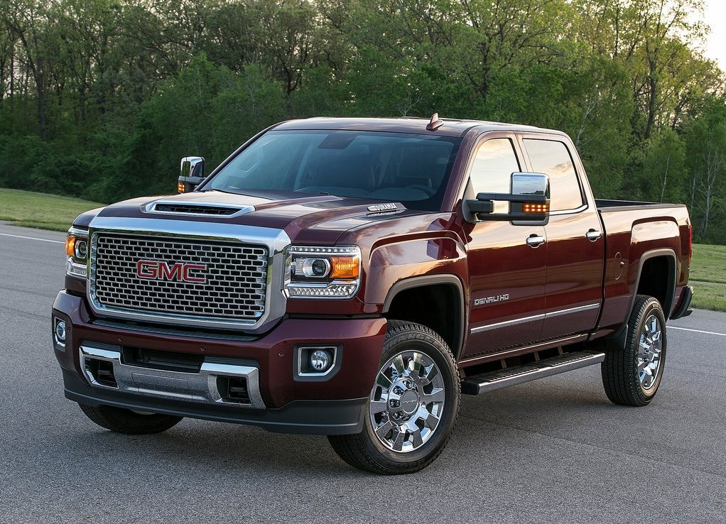 2019 GMC Sierra 1500 all Terrain Review