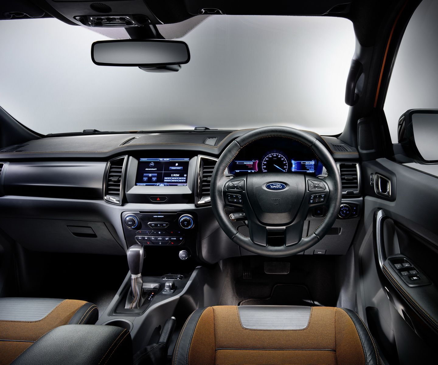 2020 Ford Escape Hybrid Interiors