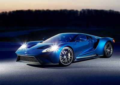 2020 Ford GT New Design, Release Date, Specs
