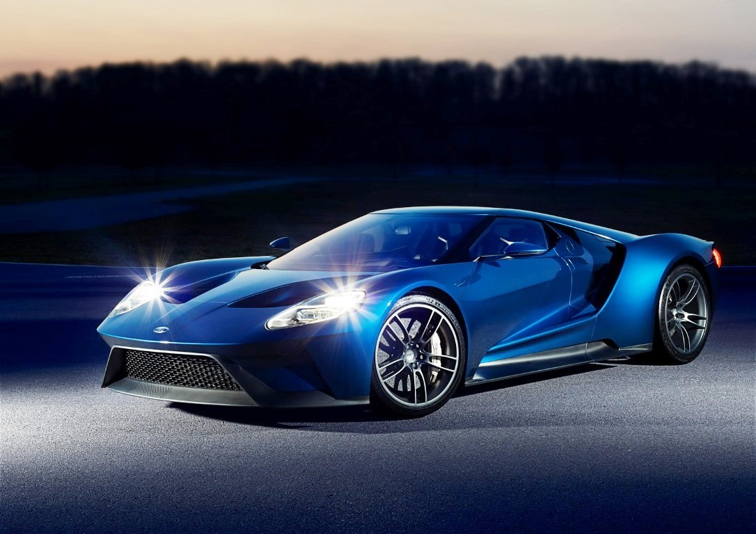 2020 Ford GT Pictures