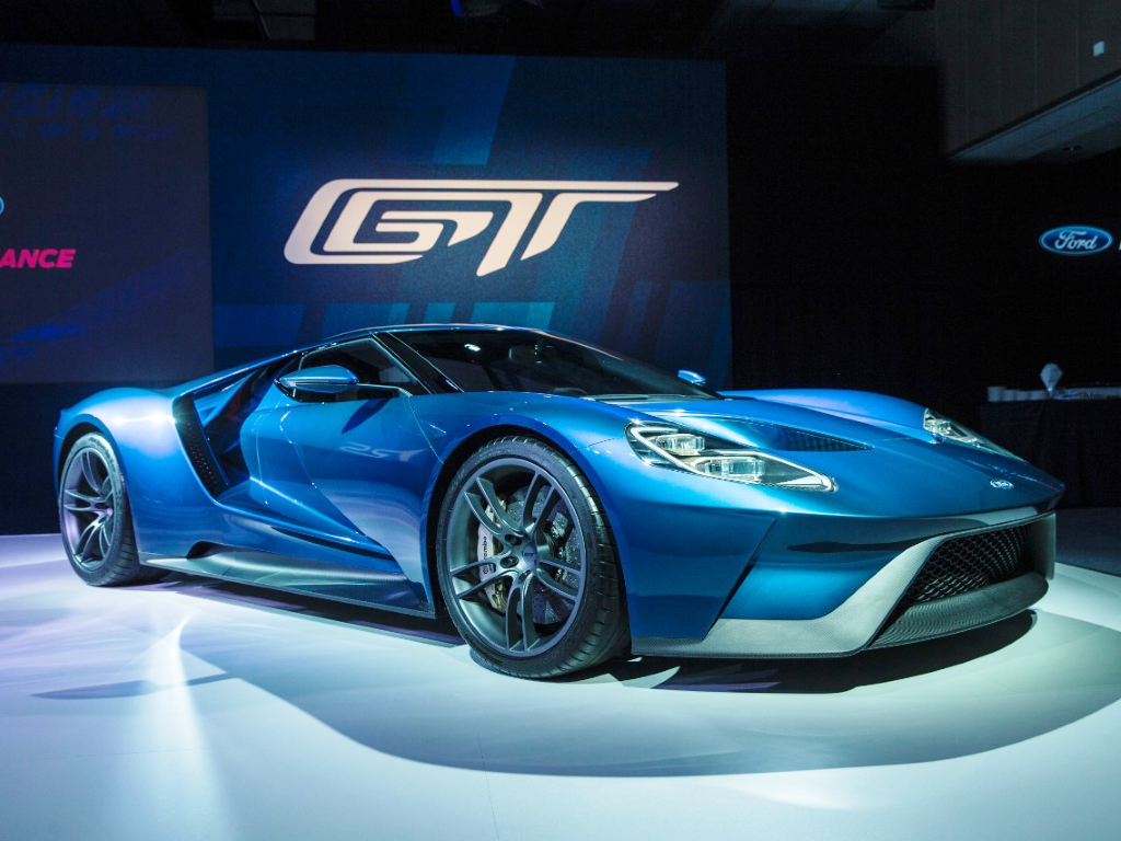 2020 Ford GT Release Date and Prices