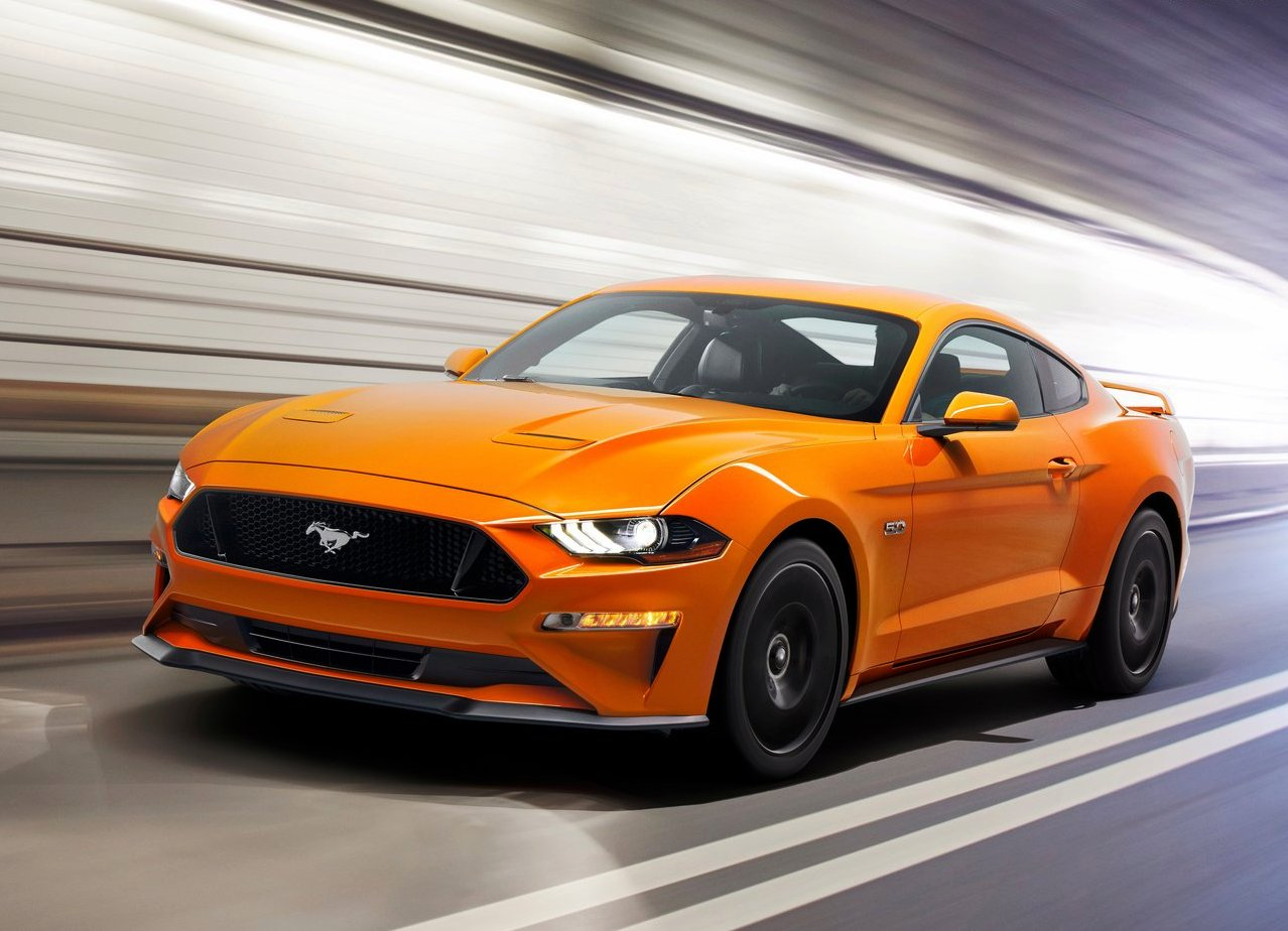 2020 Ford Mustang GT Redesign and Changes