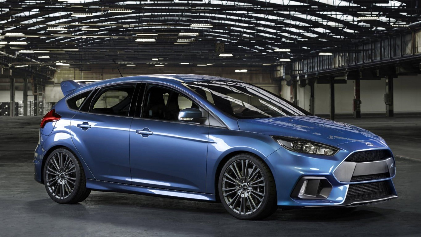 Ford Focus RS 2019 Redesign and Changes