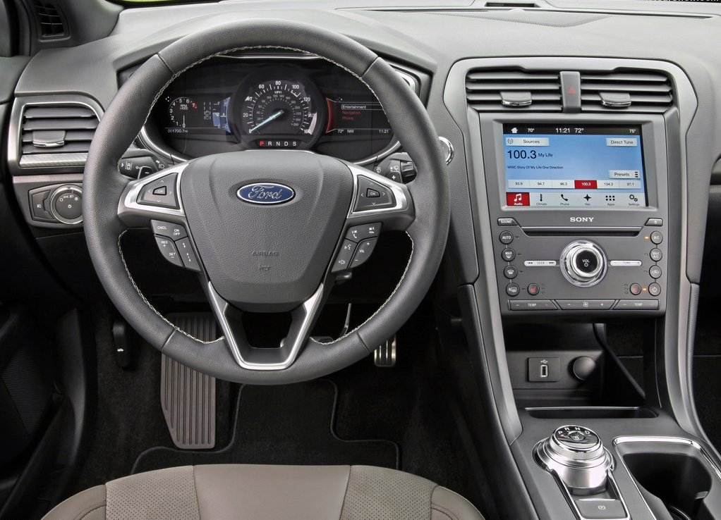Ford Fusion 2019 Interior Changes