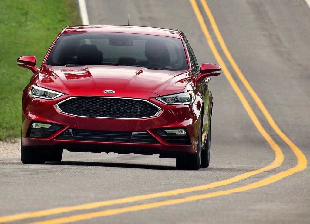 Ford Fusion 2019 Redesign and Changes