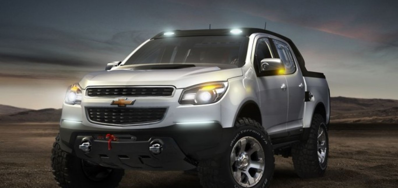 2018 Chevrolet S10 Crew Cab Review, Redesign, Interior