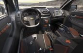 2018 Chevrolet S10 Crew Cab Interior Custom
