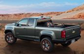 2018 Chevrolet S10 Crew Cab New Concept Design