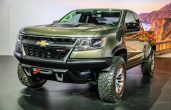 2018 Chevrolet S10 Crew Cab Release Date and Price