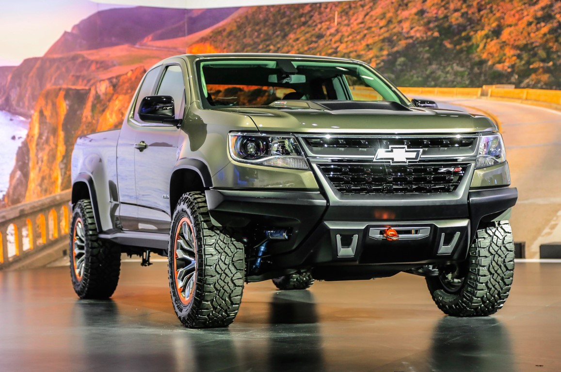 2018 Trucks Worth Waiting For >> 2018 Chevrolet S10 Crew Cab Review Redesign Interior