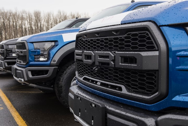 2018 Ford F-150 Raptor Diesel Engine Specs and Gas Mileage
