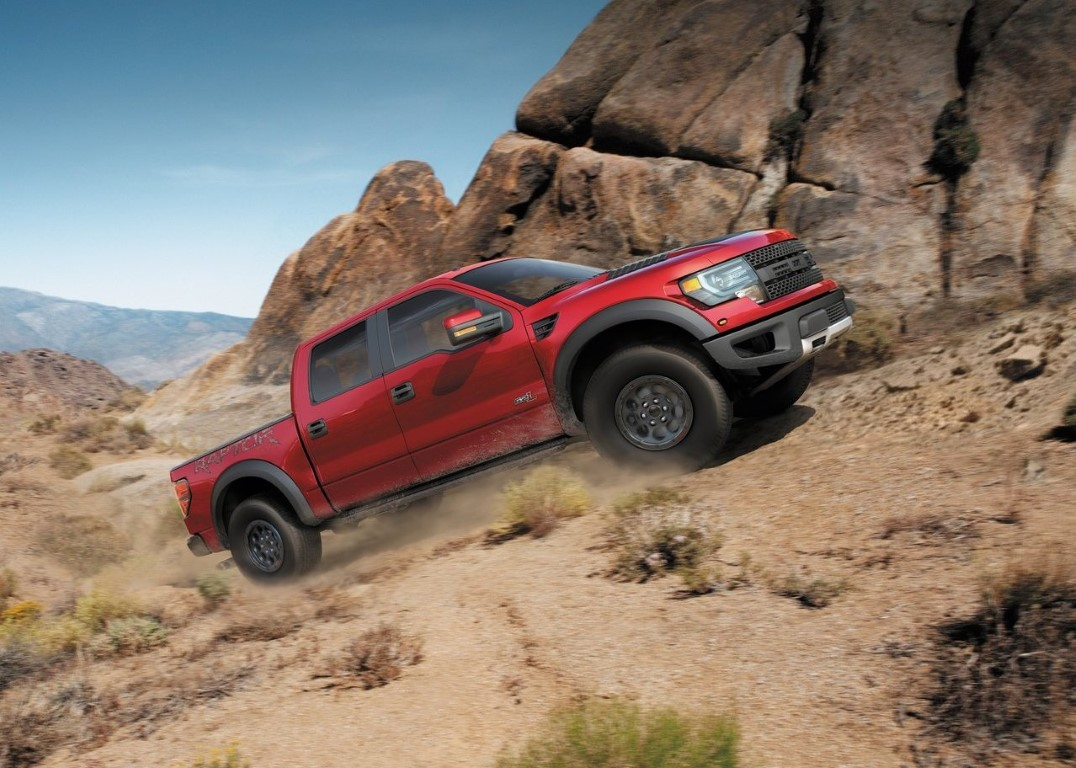 2018 Ford SVT Raptor Red COlor 4X4 Specs