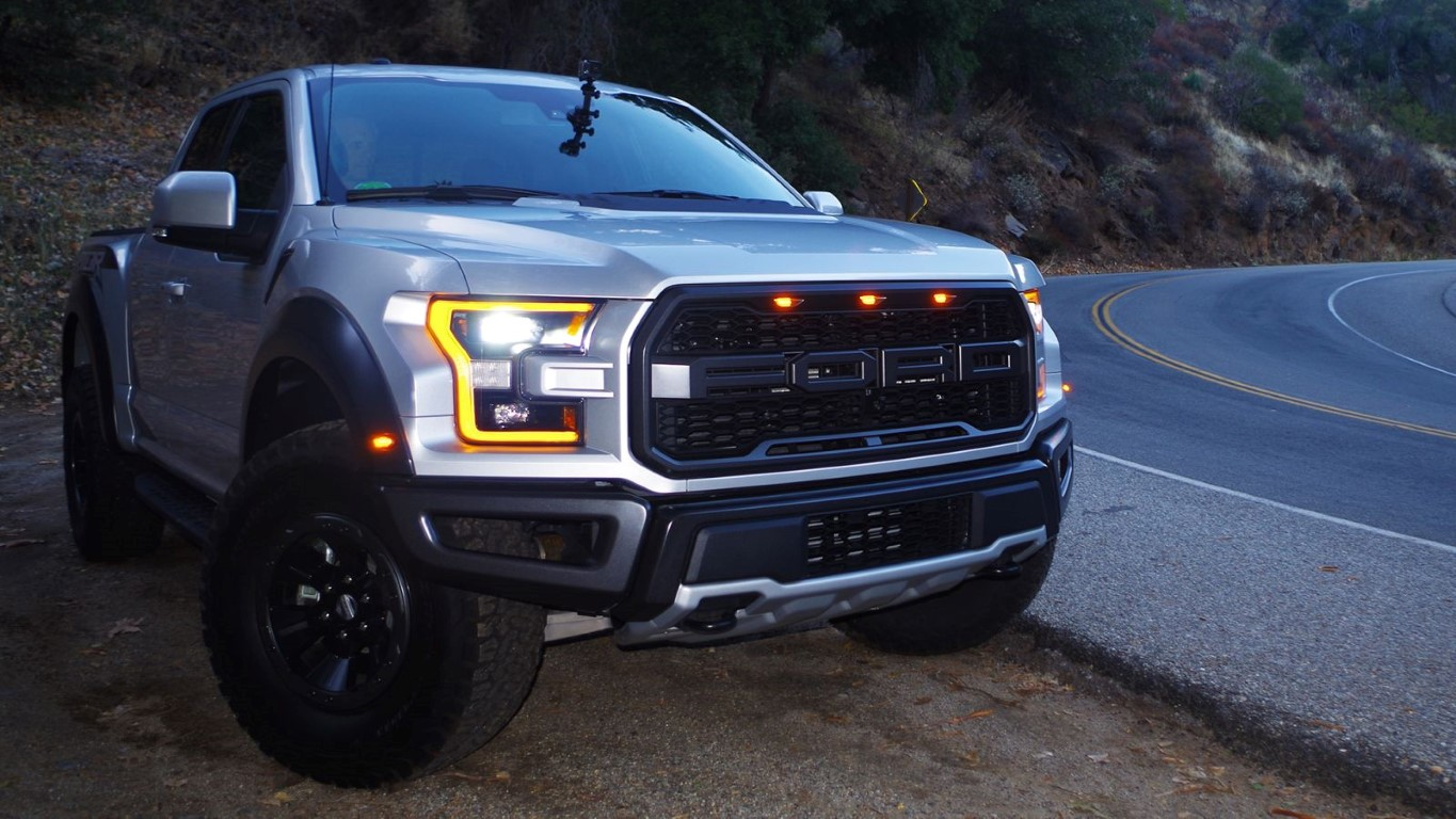 2018 Ford SVT Raptor Specifications