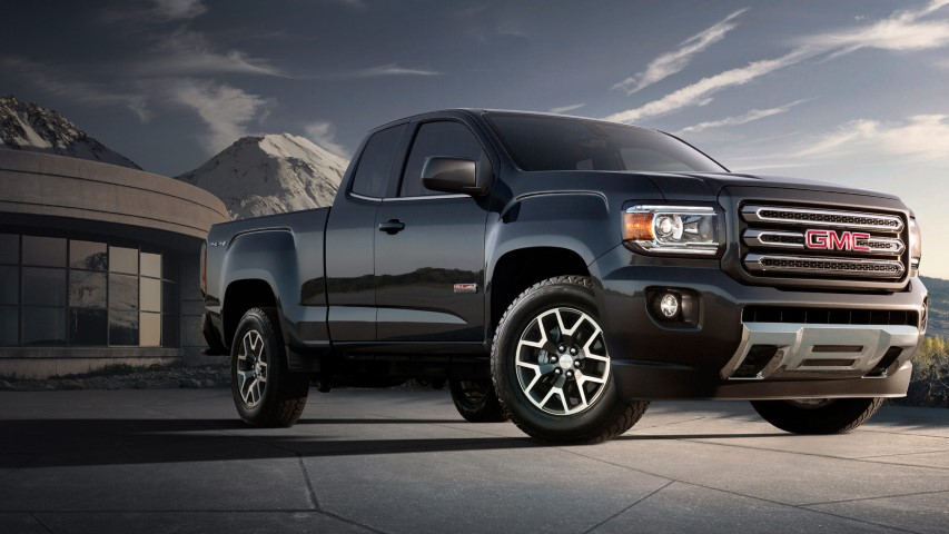 2018 GMC Colorado Diesel Gas Mileage and Horsepower