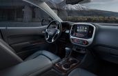 2018 GMC Colorado Interior Features and Safety