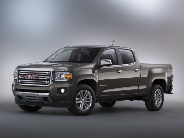 2018 GMC Colorado Redesign and Changes