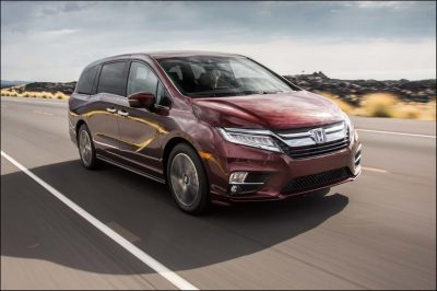 2018 Honda Odyssey Touring Elite Review, MSRP, Colors, Features