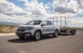 2018 Honda Ridgeline Towing Capacity
