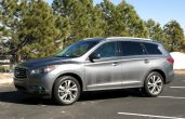 2018 Infiniti JX35 MSRP and Lease Deals In UK