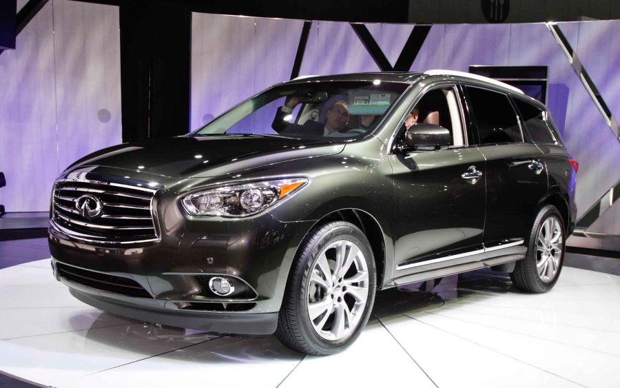 2018 Infiniti JX35 Review Specs and Price