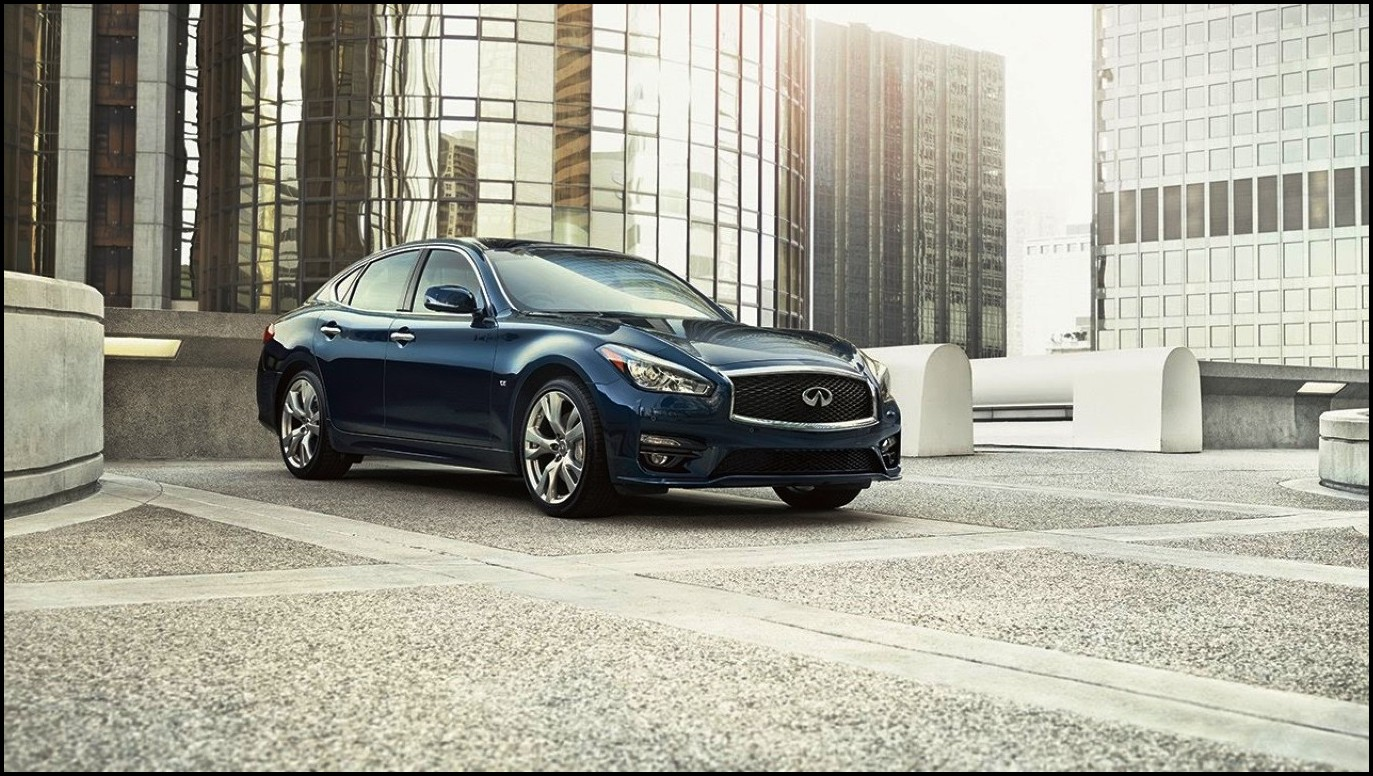2018 Infiniti Q70 Color Trims
