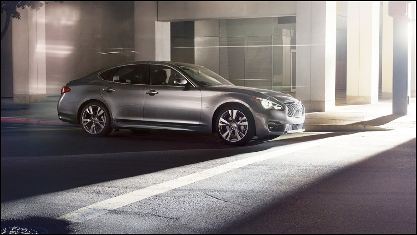 2018 Infiniti Q70 Sedan Refresh and New Specs