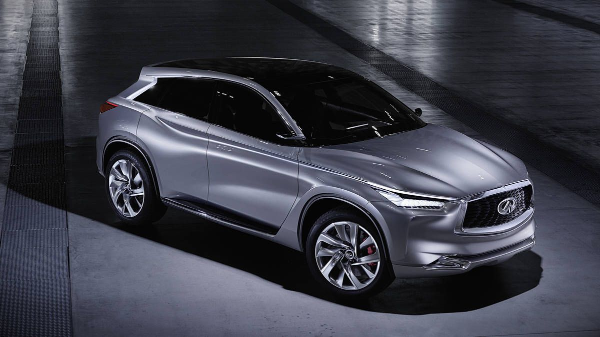 2018 Infiniti QX70 Release Date and MSRP