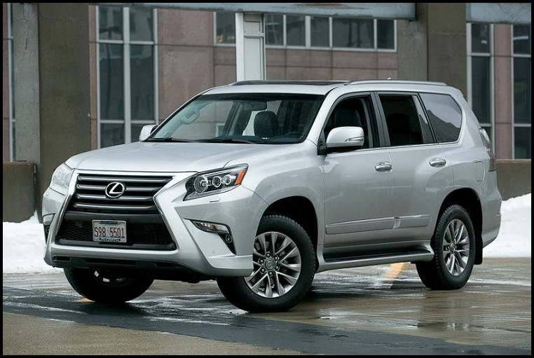 2018 Lexus SUV GX 460 Premium Version Reviews