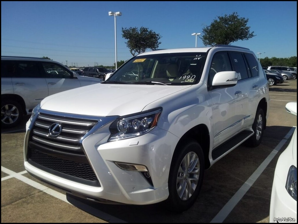 2018 Lexus SUV GX 460 Release Date Pricing and Lease in USA