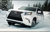 2018 Lexus SUV GX 460 White Color Reviews