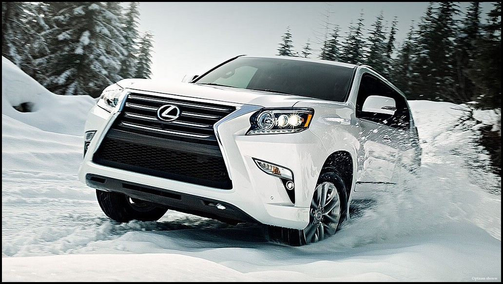 2018 Lexus SUV GX 460 White Color Reviews - Automotive Car ...