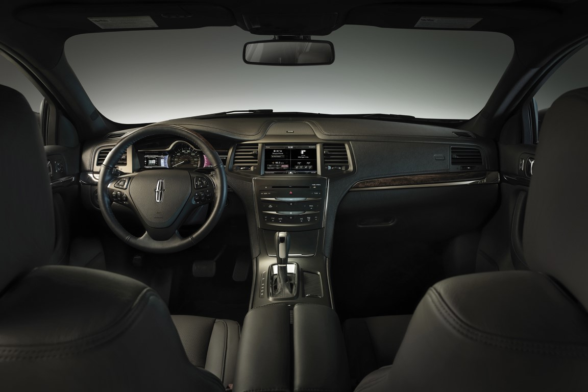 2018 Lincoln MKS Interior Redesign and Changes