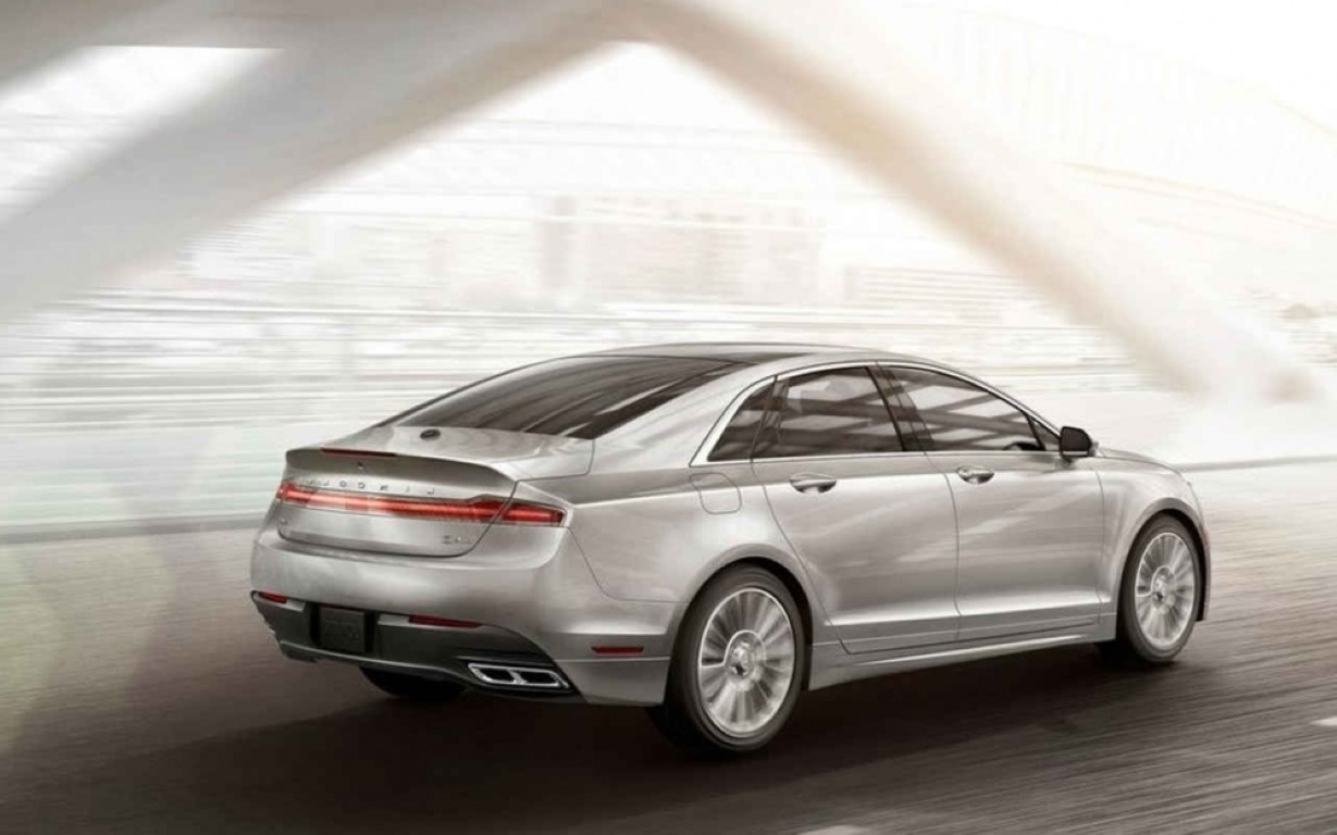 2018 Lincoln MKS Redesign and Refresh