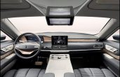 2018 Lincoln MKT Interior Cabin Pictures