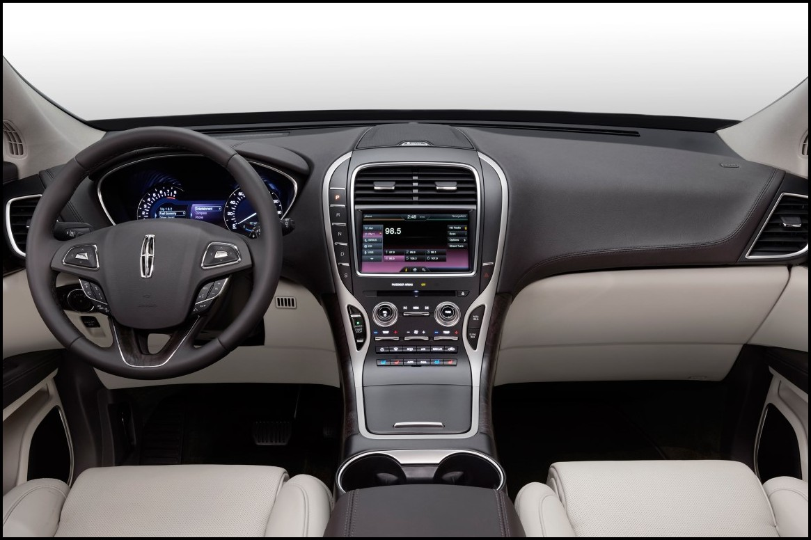 2018 Lincoln MKT Interior Changes and Redesign