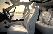 2018 Lincoln MKX Interior Features With Leather