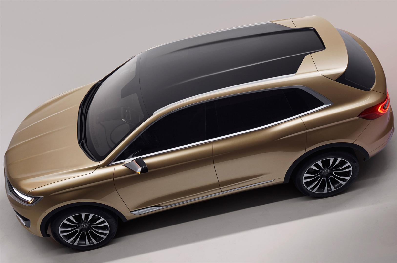 2018 Lincoln MKX Specs SUV Most Anticipated