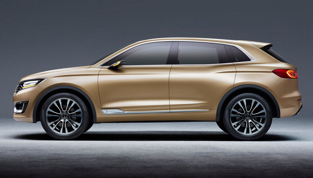 2018 Lincoln Mkx Suv Worth Waiting For