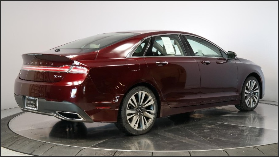 2018 Lincoln MKZ Hybrid Price and Release Date