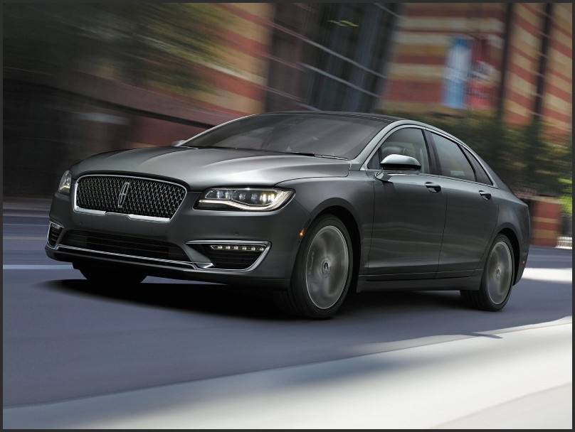 2018 Lincoln MKZ Hybrid Specs; Battery Size