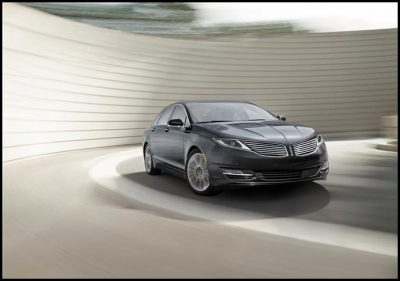 2018 Lincoln MKZ Hybrid Release Date, Prices, Redesign