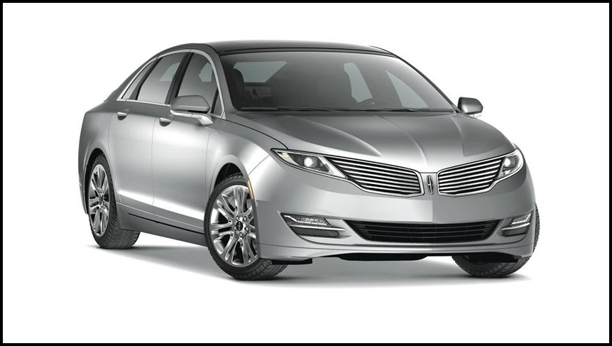 2018 MKZ Lincoln Renderen Images Rumors